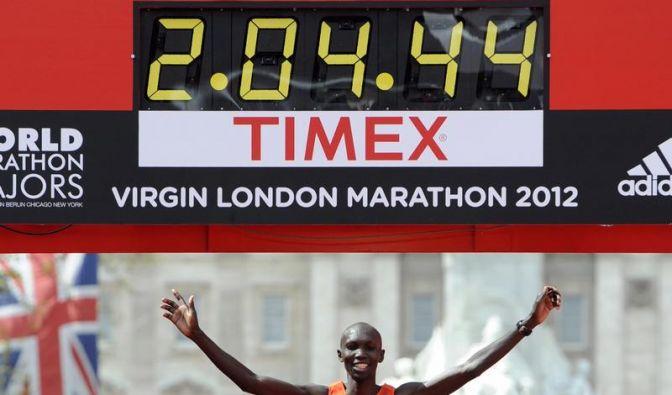 Kenias Übermacht beim London-Marathon (Foto)