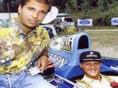 Kennen sich seit über 21 Jahren: Kai Ebel und Michael Schumacher. (Foto)