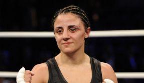 Kentikian bleibt Dreifach-Weltmeisterin im Boxen (Foto)
