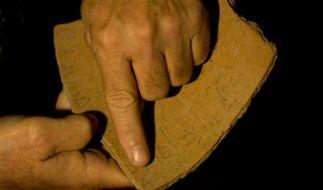 Keramikscherbe (Foto)