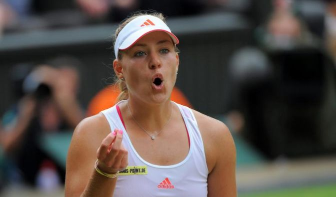 Kerber klettert auf Tennis-Weltranglistenplatz sieben (Foto)