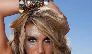 Kesha lässt das Tier raus (Foto)