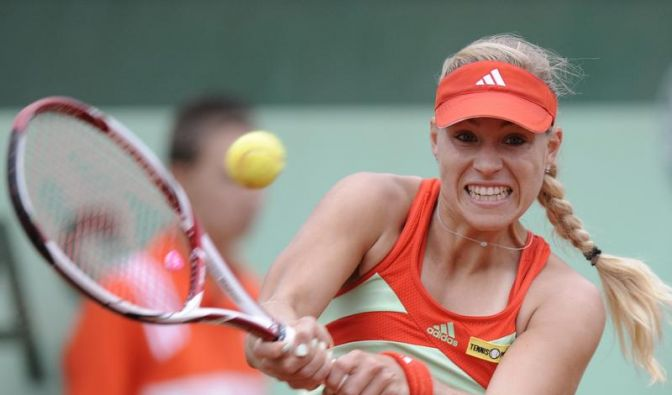 Kesse Kerber knackt Serena Williams' Siegesserie (Foto)