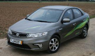 Kia Forte Hybrid LPI (Foto)