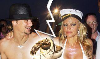 Kid Rock und Pamela Anderson (Foto)