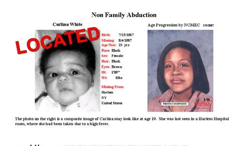 Kidnapped Infant Found (Foto)