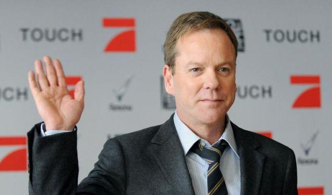 Kiefer Sutherland will mit «24»-Kinofilm beginnen (Foto)