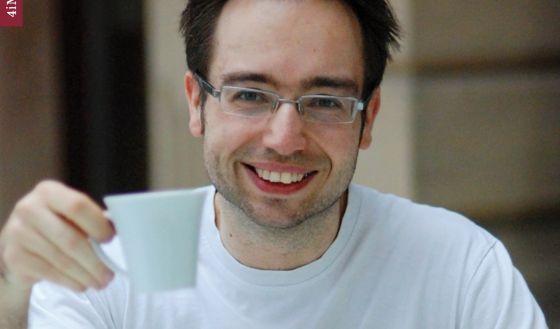 50 Kilo in 9 Monaten: Leipziger erzählt persönliche Diät-Erfahrungen in seinem Erstlingswerk Das Weiße ohne das Gelbe. (Foto)