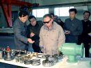 «Kim Jong-Il looking at things»: Kim als Witzfigur (Foto)