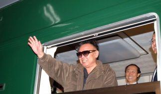Kim Jong Il (Foto)