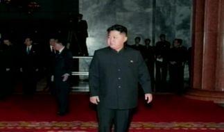 Kim Jong Un bekräftigt Machtanspruch in Nordkorea (Foto)