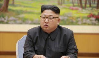Kim Jong-un fühlt sich durch die neuen UN-Sanktionen provoziert. (Foto)