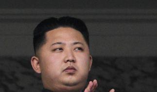 Kim Jong Un ist der neue starke Mann in Nordkorea (Foto)