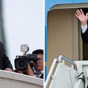 Nordkorea feuert erneut Raketen ab - USA drohen Konsequenzen an (Foto)