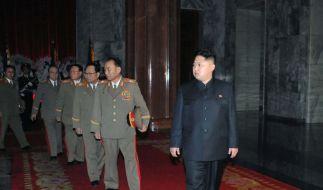 Kim Jong Un  (Foto)