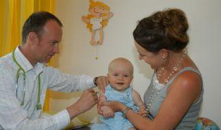 Kinder-Impfung (Foto)