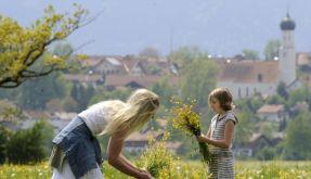 Kinderdienst: Am Sonntag werden Mamas verwoehnt (Foto)