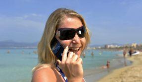Kinderdienst: Handy-Gespraeche aus dem Ausland werden billiger (Foto)