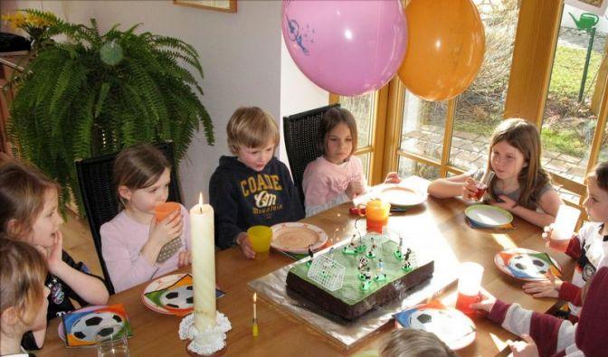 Kindergeburtstag ohne Stress planen (Foto)