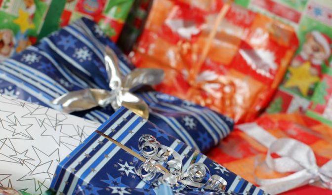 Kindern Weihnachtsgeschenke nicht vorher verraten (Foto)