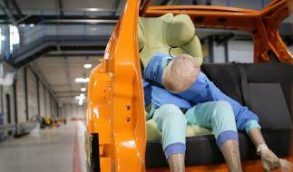 Kindersitze sind Pflicht für den Nachwuchs - doch welches Modell ist sicher? (Foto)
