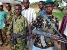 Kindersoldaten im Kongo (Foto)