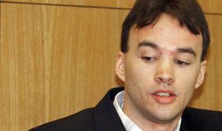 Kindsmörder Markus Gäfgen will eine Neuaufnahme des Verfahrens. (Foto)