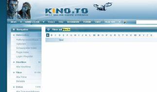 Kino.to (Foto)