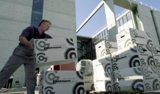 Kisten packen ist für einige Politiker bald angesagt. (Foto)