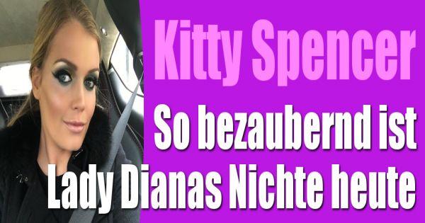 dianas nichte ist k nigin f r eine nacht lady kitty spencer bezaubert auf kost mball. Black Bedroom Furniture Sets. Home Design Ideas