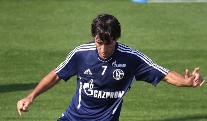 Klares Signal: Raúl möchte Schalker bleiben (Foto)