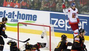 Klatsche gegen Tschechien (Foto)