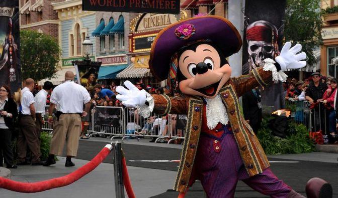 Kleine Bärte erlaubt: Disney lockert Vorschriften (Foto)