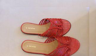 Kleine Schuhgrößen sehen optisch meist besser aus.  (Foto)