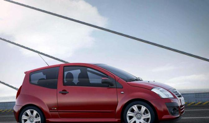 Kleiner Franzose mit Altersschwäche - Der Citroën C2 (Foto)