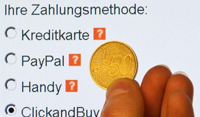 Kleiner Kauf imNetz: Micro- und Handypayment (Foto)