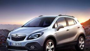 Kleiner Opel-Geländewagen Mokka startet im Herbst (Foto)
