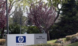 Kleinkrieg von HP und Oracle eskaliert (Foto)