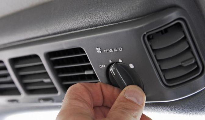 Klimaanlage (Foto)