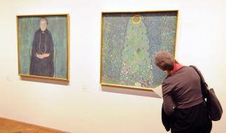 «Klimt 2012»: Wien ehrt 150. Geburtstag (Foto)