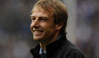 Klinsmann wird neuer Nationaltrainer der USA (Foto)