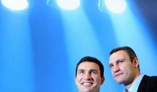 Klitschko-Brüder boxen weiter bei RTL (Foto)