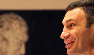 Klitschko kandidiert erneut als Bürgermeister in Kiew (Foto)