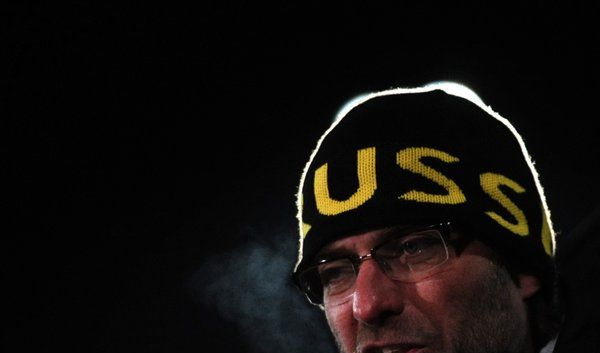 Klopp schimpft nach BVB-Sieg auf Platz und DFB (Foto)