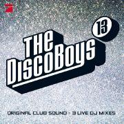 Knapp vier Stunden Partypower vereinen die Disco Boys auf Volume 13.