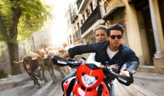 «Knight and Day» (Foto)