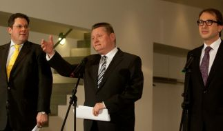 Koalition will besser werden - Aber neuer Ärger droht (Foto)