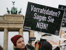 Koalitionsstreit um Vorratsdaten verschärft sich (Foto)