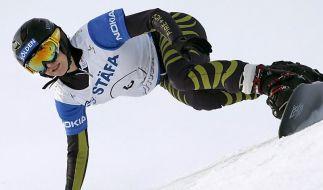 Kober gewinnt Snowboard-Weltcupfinale - Gesamt-Zweite (Foto)