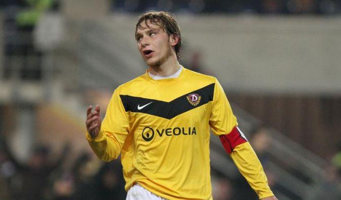 Koch ist neuer Kapitän von Dynamo Dresden (Foto)